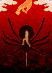 芥川 龍之介 蜘蛛 の 糸 芥川龍之介の『蜘蛛の糸』っておかしくないですか?